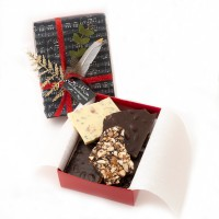 Holiday Santa Fe Bark Sampler