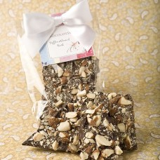 Toffee Almond Bark