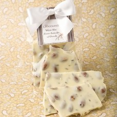 White Chocolate Lemon Lavender Bark