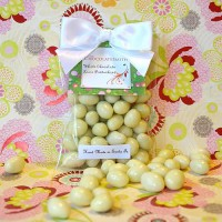 White Chocolate Lime Pistachios