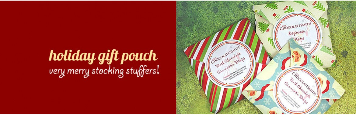Holiday Gift Pouch